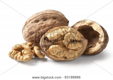Cracked Walnut