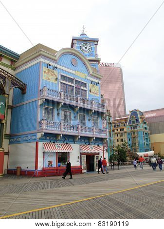 Ballys Casino - Atlantic City Boardwalk