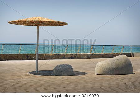 Tel Aviv dock