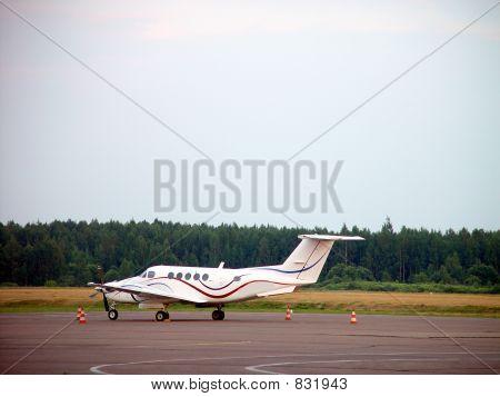Passenger aicraft