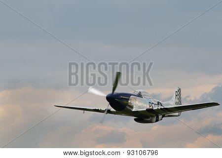 North American P-51 D Mustang