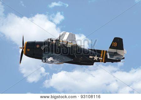 Grumman Tbm-3R Avenger