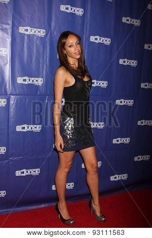 LOS ANGELES - JUN 9:  Shanti Lowry at the