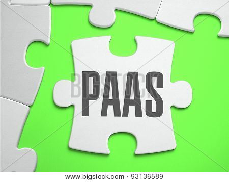 PAAS - Jigsaw Puzzle with Missing Pieces.