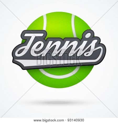 Premium Tennis label