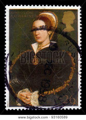 Catherine Howard, Wife Of Henry Viii