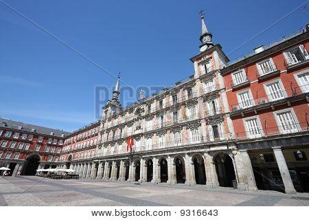 Plaza Mayor, Madrid