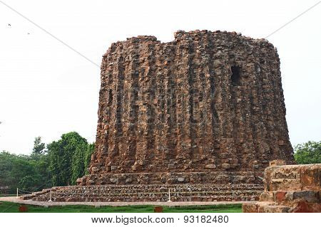Qutb Minar 2nd tallest minar in Delhi