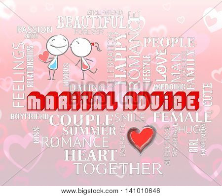 Marital Advice Shows Find Love And Advisory
