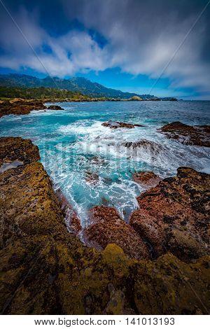 Point Lobos State Park California