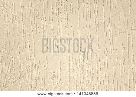 Beige Decorative Polymer Finishing Plaster Or Liquid Wallpaper Background Texture