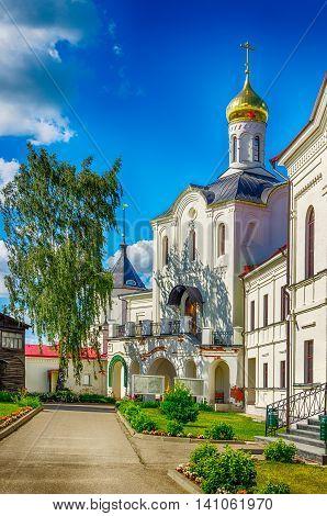 Holy Trinity Monastery Varnickiy Rostov Russia