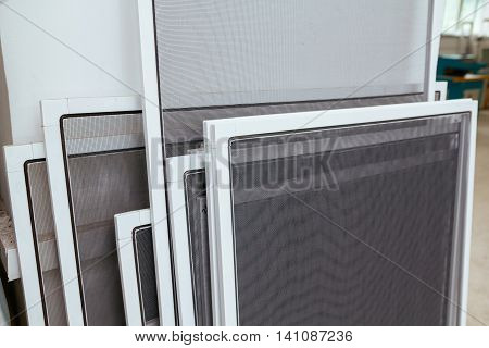 Pvc Insect Screen Manufacturing