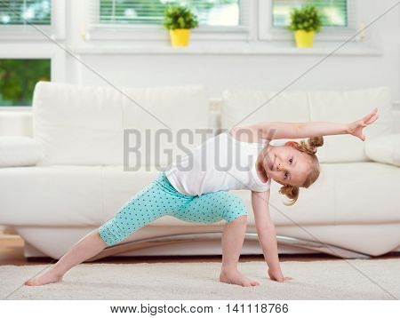 Morning Exercises At Home