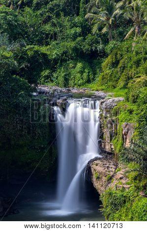 Tegenungan Waterfall Bali, Indonesia