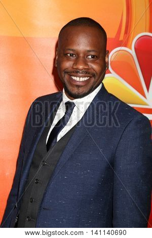 LOS ANGELES - AUG 2:  Malcolm Barrett at the NBCUniversal TCA Summer 2016 Press Tour at the Beverly Hilton Hotel on August 2, 2016 in Beverly Hills, CA