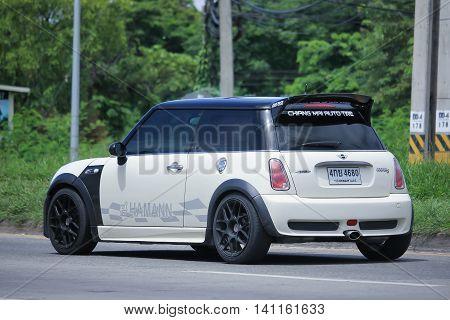 Private Car, Mini Cooper.