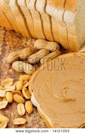 Creamy Peanut Butter With Peanuts