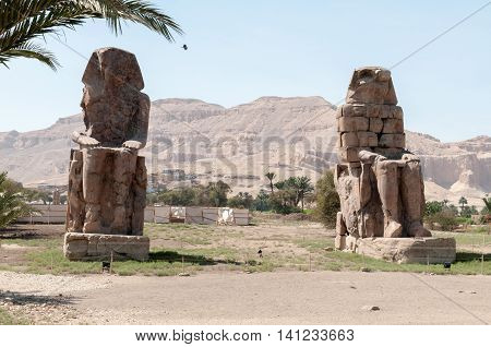 Karnak Temple In Egypt King Tomb Place View