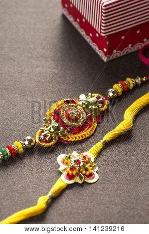 Indian Festival: Raksha Bandhan, Rakhi.