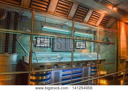 Universal Studios Transformer