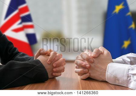Negotiation Of Great Britain And European Union (brexit). States