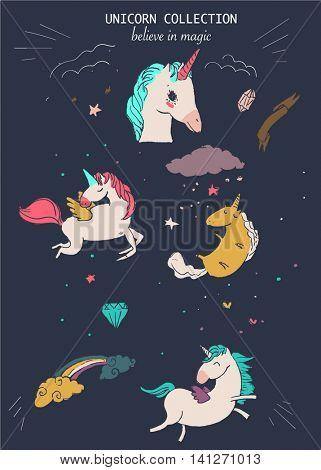 unicorn magic believe collection