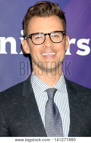 LOS ANGELES - AUG 3:  Brad Goreski at the NBCUniversal Cable TCA Summer 2016 Press Tour at the Beverly Hilton Hotel on August 3, 2016 in Beverly Hills, CA