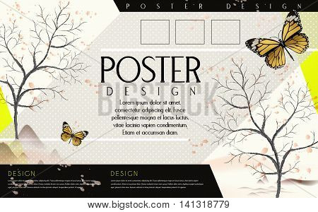 Poetic Poster Template Design