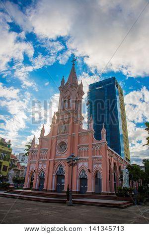 Catholic Church.vietnam.da Nang
