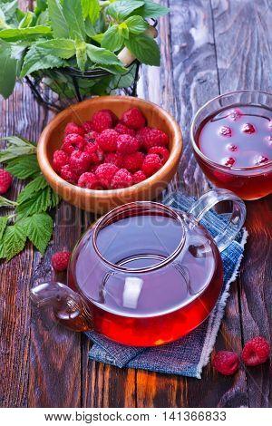 Raspberry And Tea