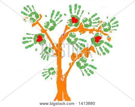 A Greenpeace Tree.