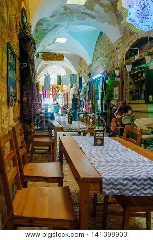 The Turkish Bazaar, Acre