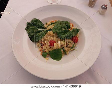 Couscous (aka Kuskus) Food