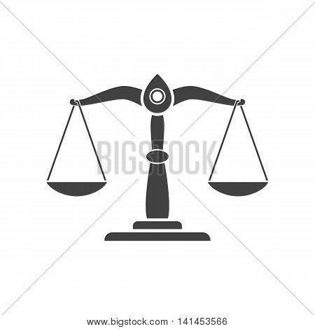Justice Scales, Vector