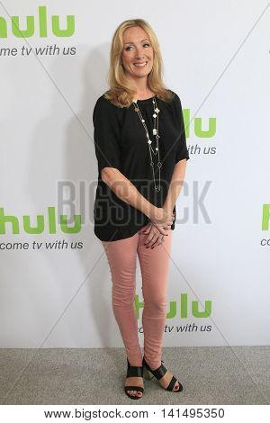 BEVERLY HILLS - AUG 5: Jessica Pope at the HULU Summer Press Tour 2016 at the Beverly Hills Hilton Hotel on August 5, 2016 in Beverly Hills, California