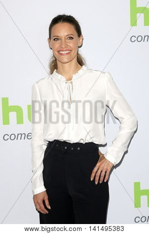 BEVERLY HILLS - AUG 5: KaDee Strickland at the HULU Summer Press Tour 2016 at the Beverly Hills Hilton Hotel on August 5, 2016 in Beverly Hills, California