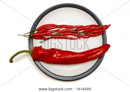 Difference Peppers