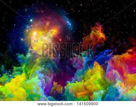 Virtual Painted World
