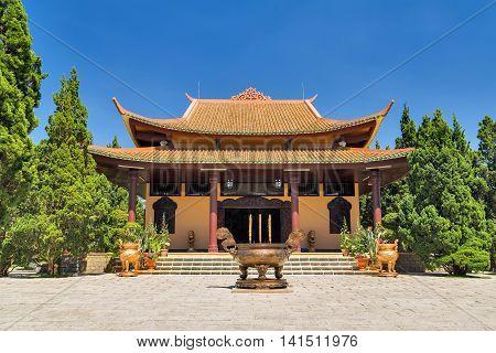 Architecture Monastery.
