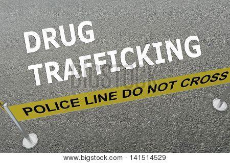 Drug Trafficking Concept