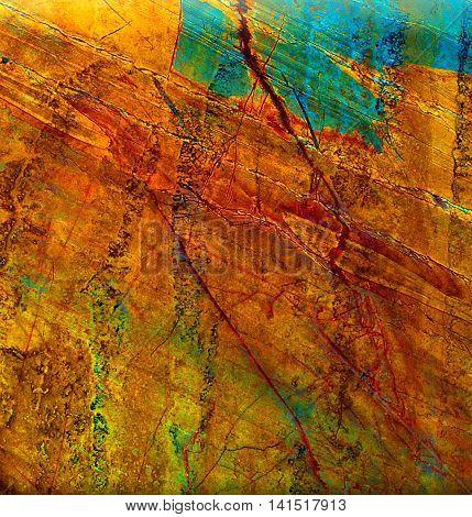 Grunge Marble Texture