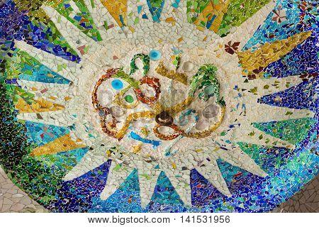 Sun Of Mosaic