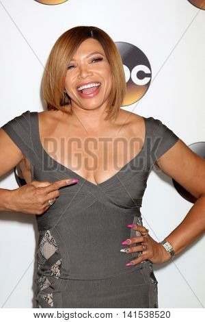 LOS ANGELES - AUG 4:  Tisha Campbell-Martin at the ABC TCA Summer 2016 Party at the Beverly Hilton Hotel on August 4, 2016 in Beverly Hills, CA