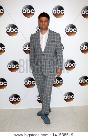 LOS ANGELES - AUG 4:  Jay R Ferguson at the ABC TCA Summer 2016 Party at the Beverly Hilton Hotel on August 4, 2016 in Beverly Hills, CA