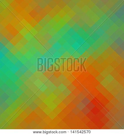 Abstract Tetragonal Background