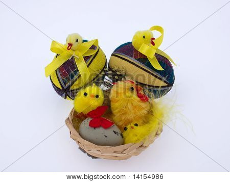 easter colorful decoration