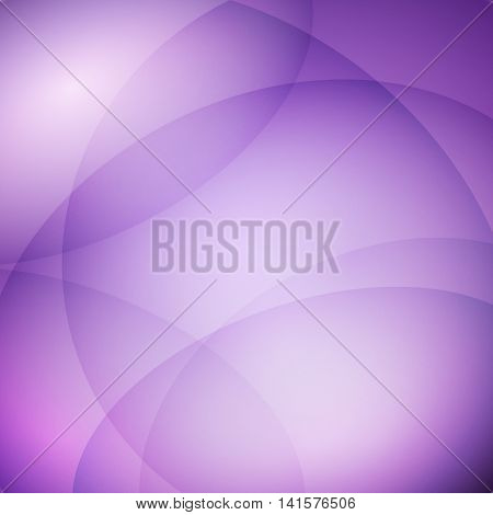 Abstract violet light vector background, stock vector