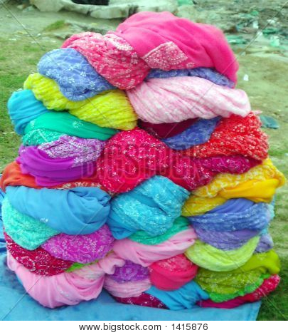 Washing Of Chikan Garments