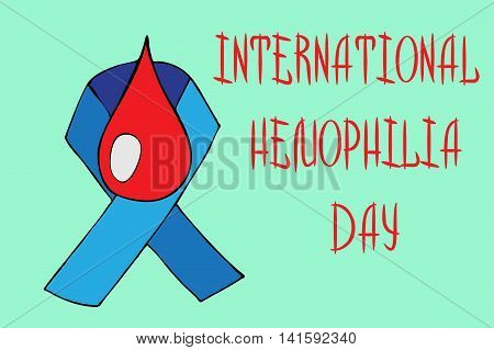 Hemophilia World Day.